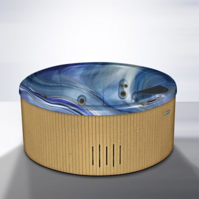 Blue Lagoon Hot Tub Model