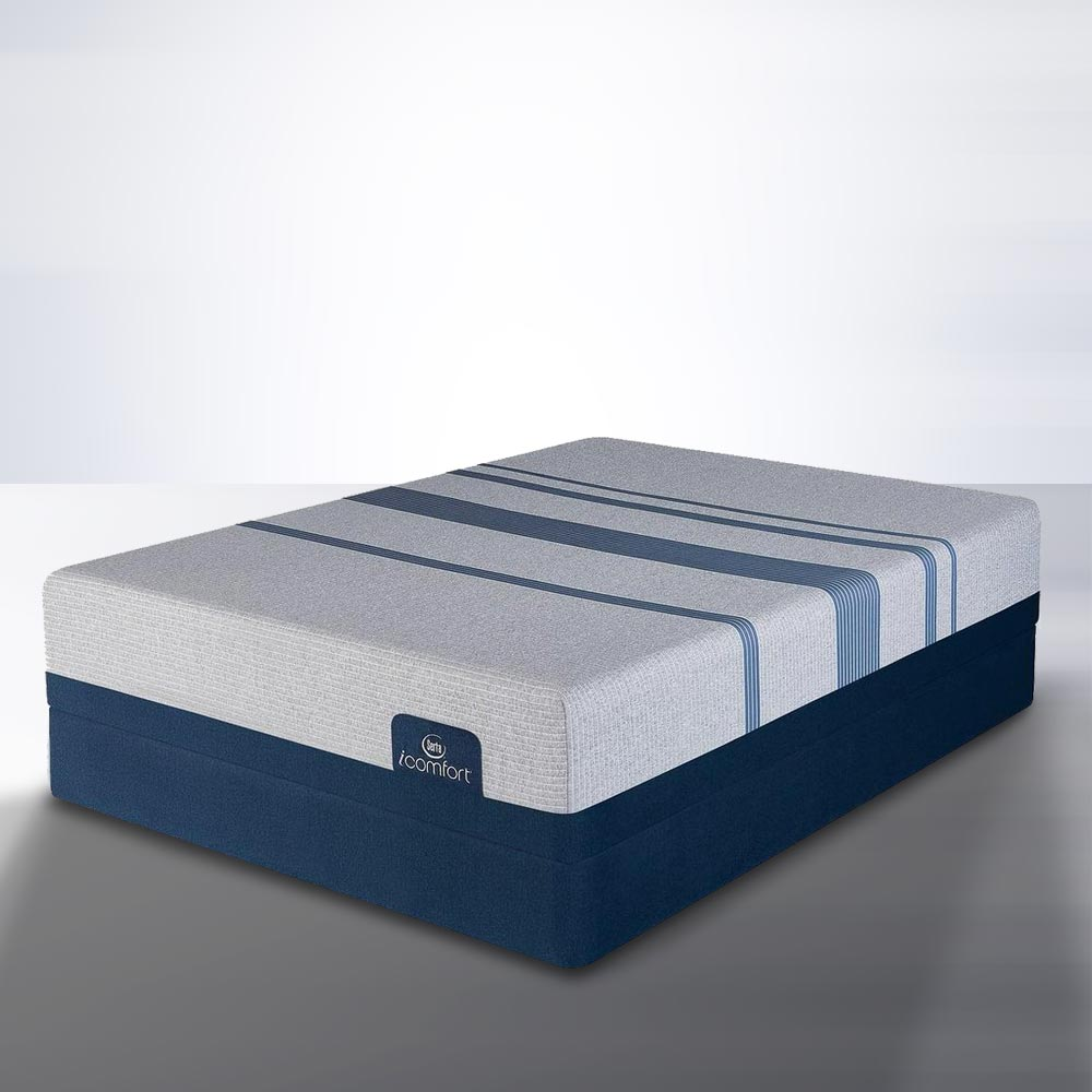 Blue Touch Mattress Feature