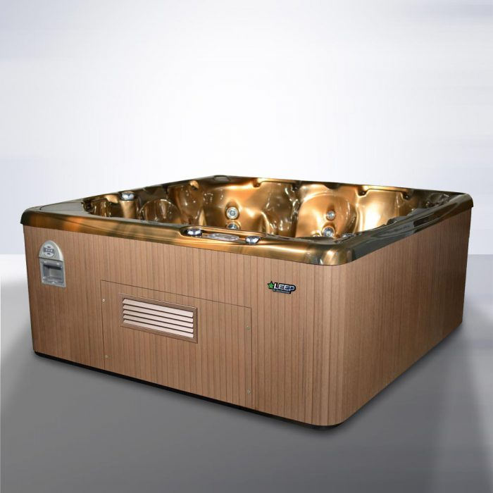 Copper Cove Hot Tub Model