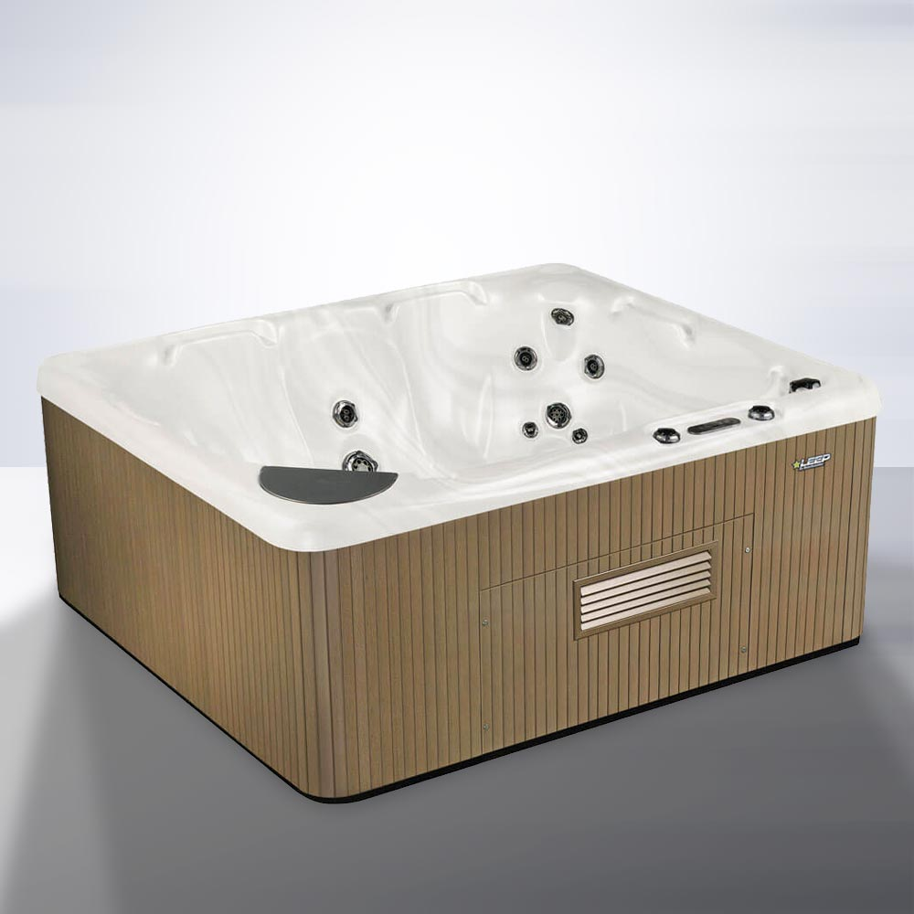 Coral Reef Hot Tub Model