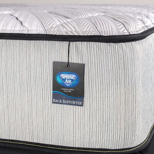 Rest and Relax Rainier Mattress Bed Accessory