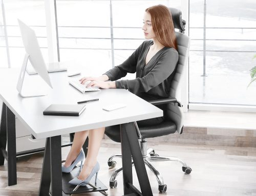 The Five-Point Checklist for Proper Sitting Posture