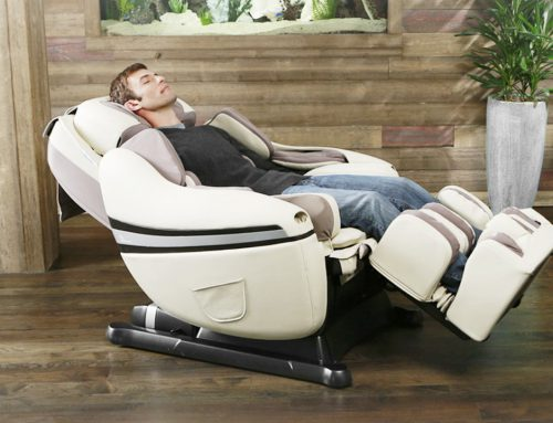 Massage Chair or Human Massage: 4 Things Worth Considering