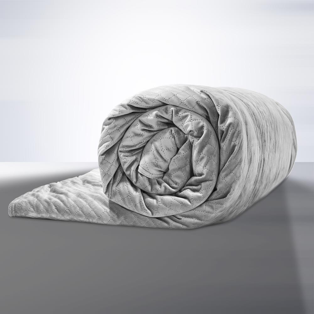 Blanquil Quilted Weighted Blanket Rest Relax