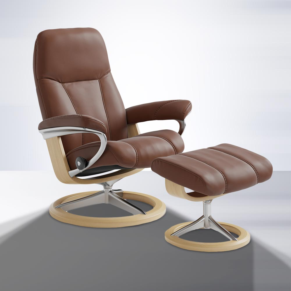 Consul Chair And Ottoman Rest Amp Relax