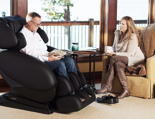 7 Questions to Ask Yourself as You Test Out Massage Chairs