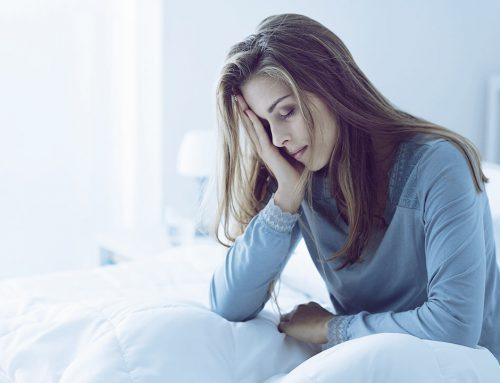 How Stress, Insomnia and Your Mattress Are Connected